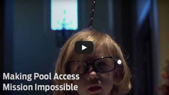 Pool Watcher Pool Child Safety Video