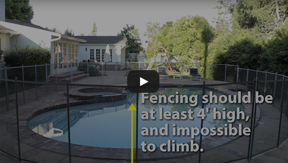 Pool Fencing Video