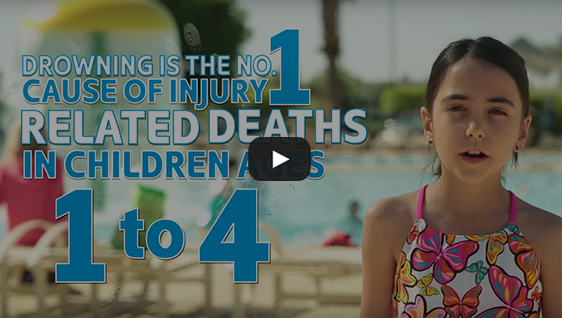 Pool Watcher Pool Safety Video
