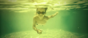 Green Pool Water Safety