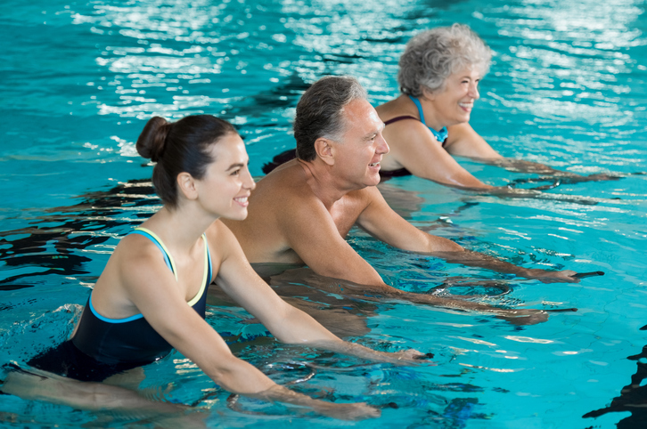 Health Benefits of Swimming and Water Exercise