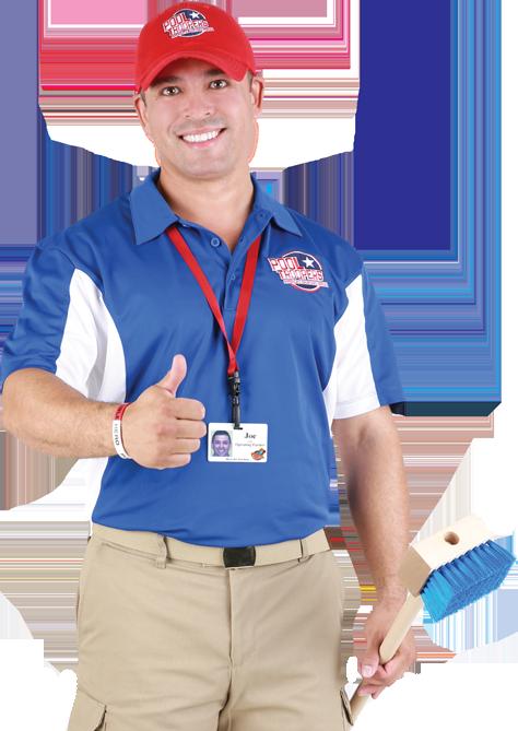 Pool Repair Technician Joe