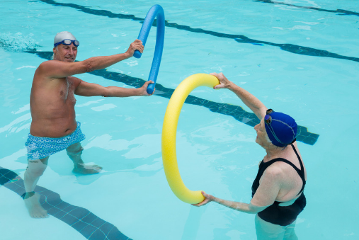 Pool Exercise for Seniors