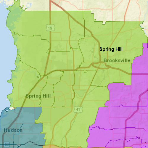 Pool Troopers Spring Hill Map