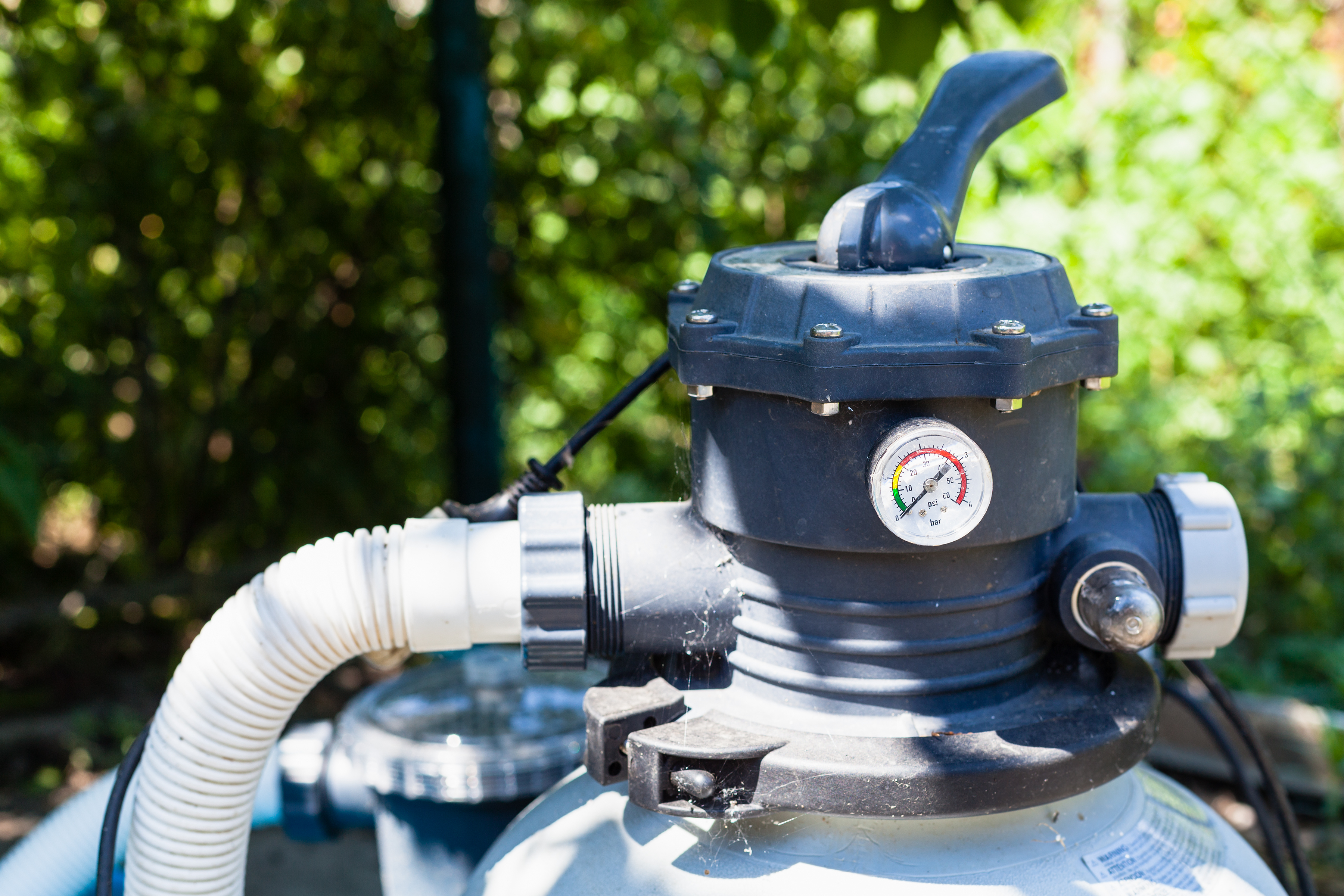 Energy Efficient Pool Motor and Pool Pump
