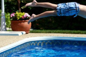 Pool Troopers, Diving Board