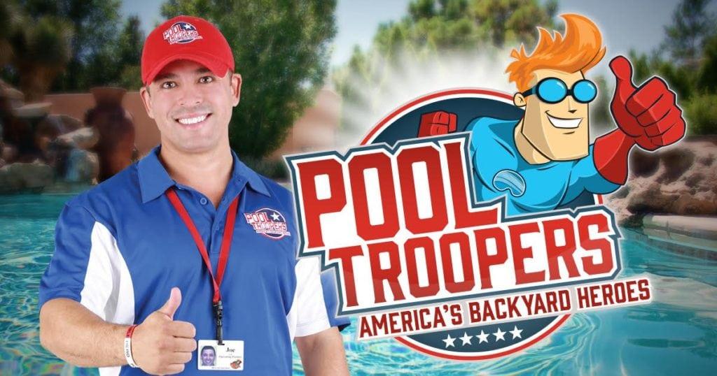pool troopers, pool service