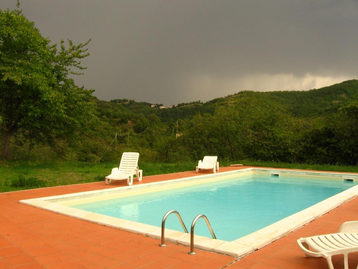 swimming pool hurricane