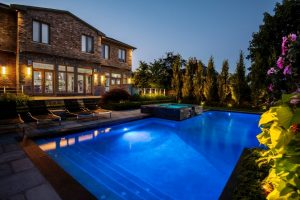 Benefits Of LED Pool Lighting